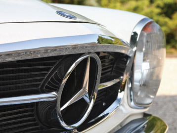 Mercedes Restoration Services